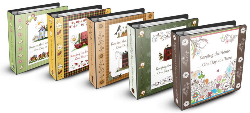customizable covers spines dividers