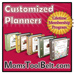 Moms Household Planner
