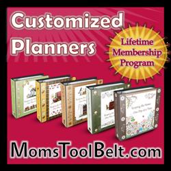Moms Household Planner